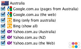 Australian Search Engines