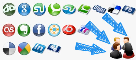 social bookmarks website marketing