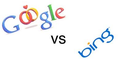 google, bing, seo